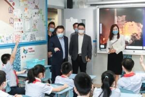 戴森通过上海市教委向六所中小学捐赠空气净化风扇,为学生返校保驾护航